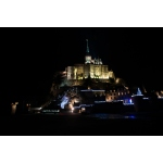 Mont Saint-Michel by Night #1