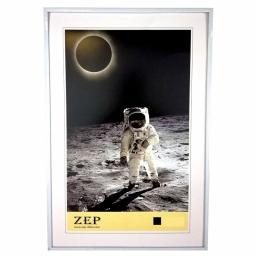 Cadre photo 40x60 blanc galerie