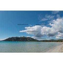 Fine Art 20x30 - Beach of Palombaggia