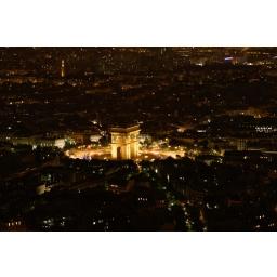 Fine Art 20x30 - Arc de Triomphe