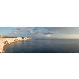 Fine Art 20x60 - Cliff of Bonifacio