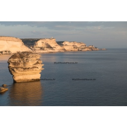 Fine Art 20x30 - Cliff of Bonifacio #3