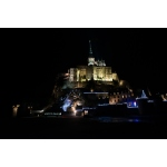 Mont Saint-Michel by Night #3