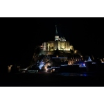Mont Saint-Michel by Night #4