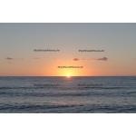 Fine Art 20x30 - Sunrise in Corsica, Tarco