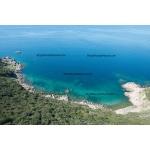 Toile Fine Art 20x30 - Turquoise sea of Corsica