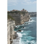 Toile Fine Art 20x30 - Cliff of Bonifacio