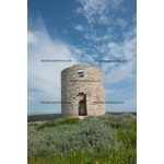 Toile Fine Art 20x30 - Tower of Bonifacio