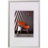 Cadre photo aluminium brossé 40x60 Chair