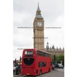 Buses et Big Ben