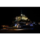 Mont Saint-Michel by Night #2