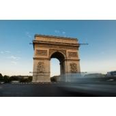 Arc de Triomphe (pose longue)